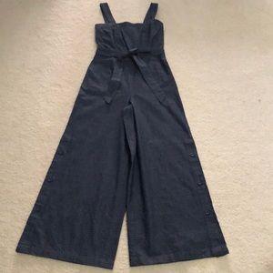 NWT:  Black swan jumpsuit size XS